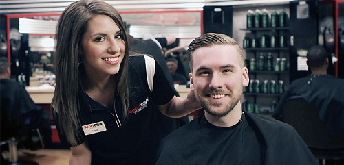 Sport Clips Haircuts of Clarence ​ stylist hair cut